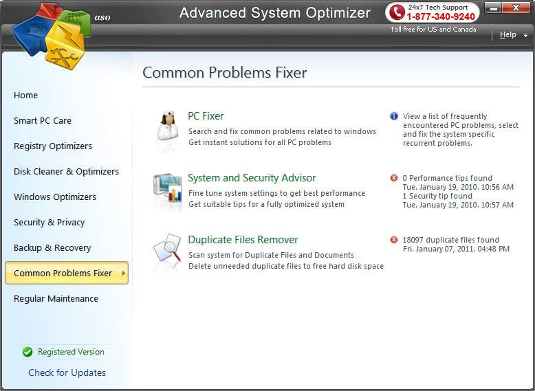 ASO Common Problems Fixers Big 17574