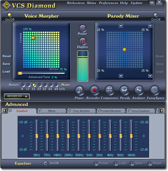 Voice changer 6.0 diamond - фото 3