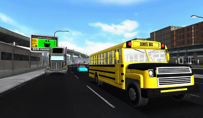 Bus Driver Ekran Görüntüleri