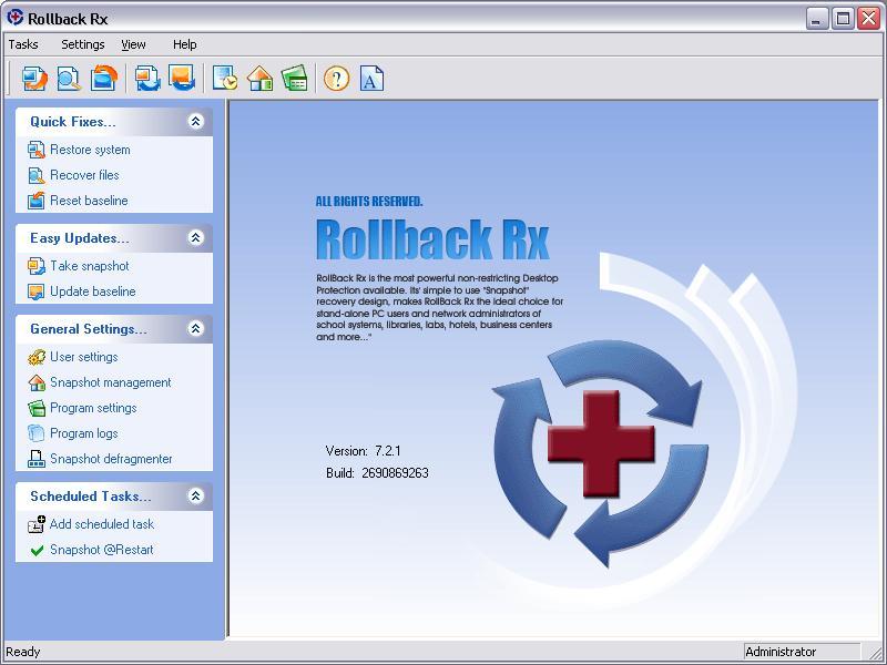 rollback rx pro 11.2
