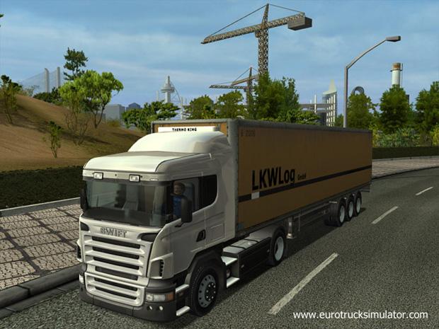 Euro Truck Simulator 1.3 indir
