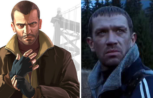 Niko Bellic ve Sasha