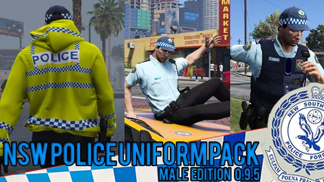 NSW polis kıyafeti