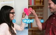 Skype'dan Sevgililer Günü Sürprizleri