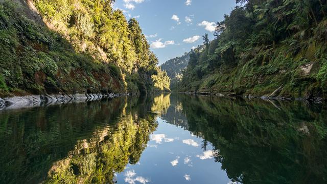 Whanganui nehri insan sayılacak