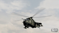 Arma 2'de kullanabileceğimiz bir helikopter