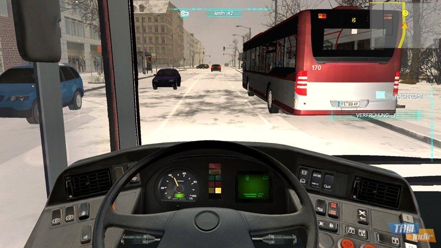 European Bus Simulator 2012 Ekran Görüntüleri