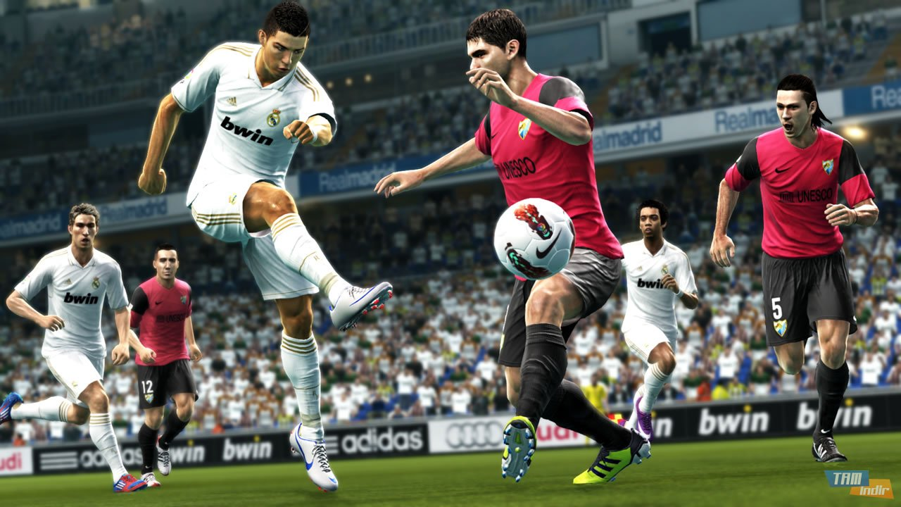 Pro Evolution Soccer 2013 Artı Yönleri