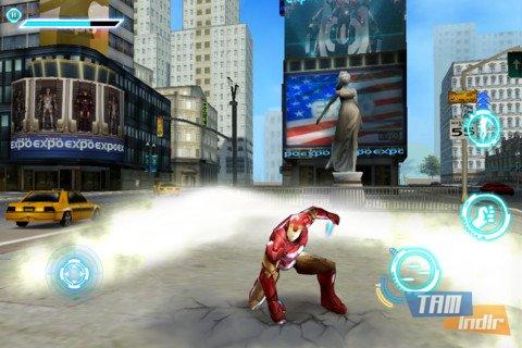 iron man 3 indir oyun