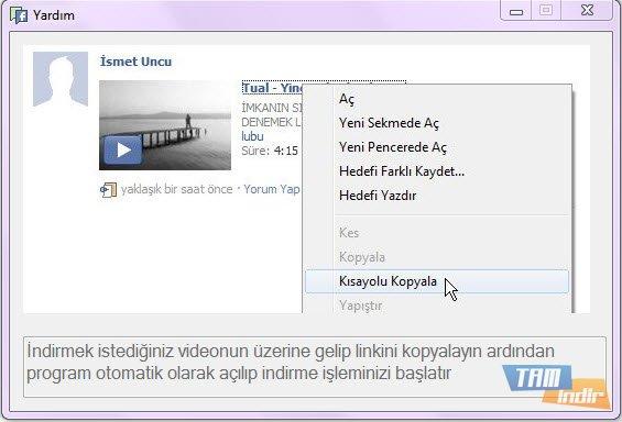 Facebook Video Indir Ekran Goeruentueleri Tamindir Facebook Video