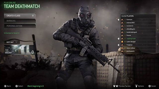 Call of Duty: Modern Warfare Remastered, PlayStation 4 İçin Çıktı
