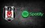 Beşiktaş ve Spotify İş Birliklerini Duyurdular