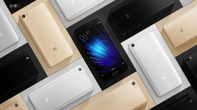 Xiaomi Mi 5 artık Türkiye'de
