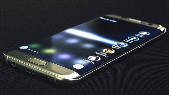 Samsung Galaxy S8'in çalışır haldeki fotoğrafı ortaya çıktı