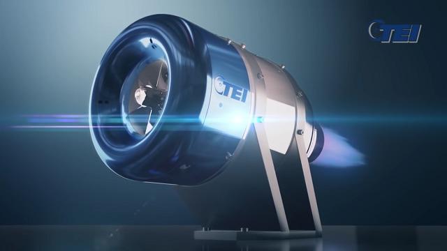 TEİ'nin TurboJet motoru