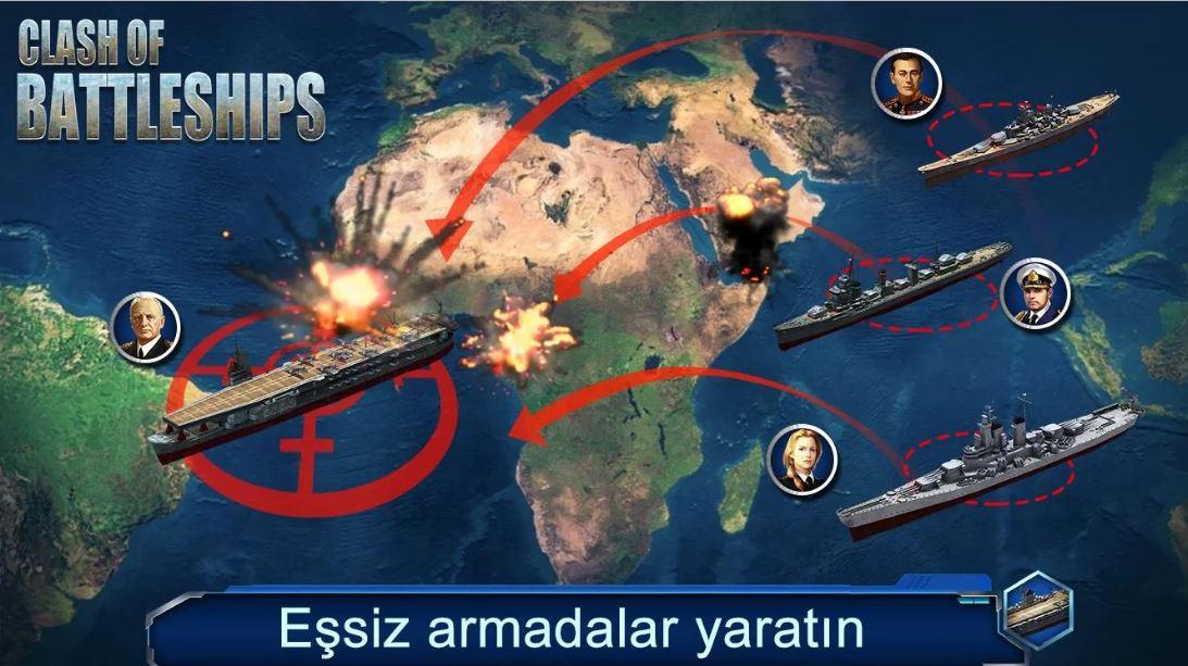 Clash Of Battleships Forum