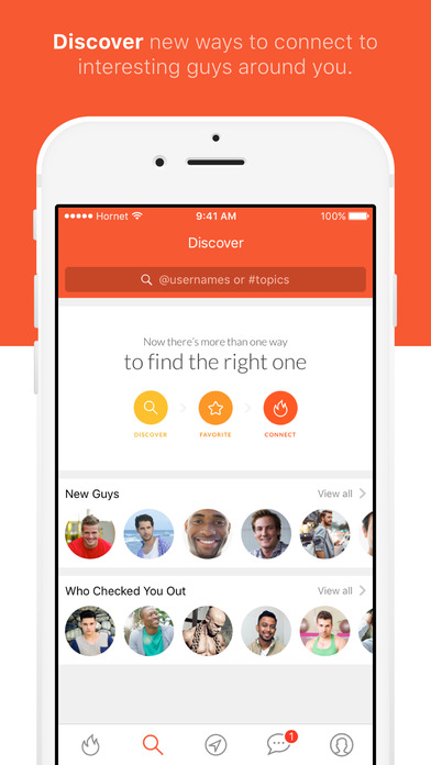 gay dating apps like hornet Unlike many other dating apps, hornet allows you viewing profiles endlessly, while at others you would be stopped at 100-300 have better gay dating experience and fun with modern hornet features.
