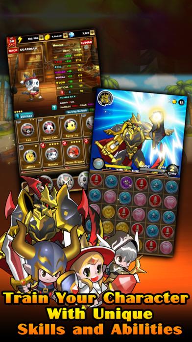 Puzzle Guardians Indir Android Için Bulmaca Oyunu Tamindir