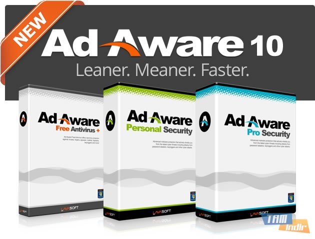 Ad-Aware Free Antivirüs 10