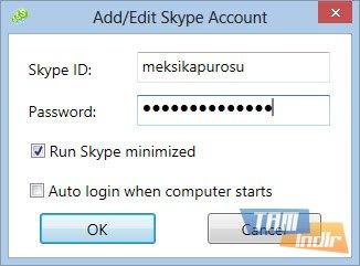 Çoklu Skype