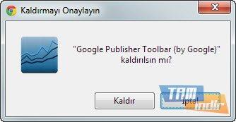 Google Chrome Eklenti Kaldırma