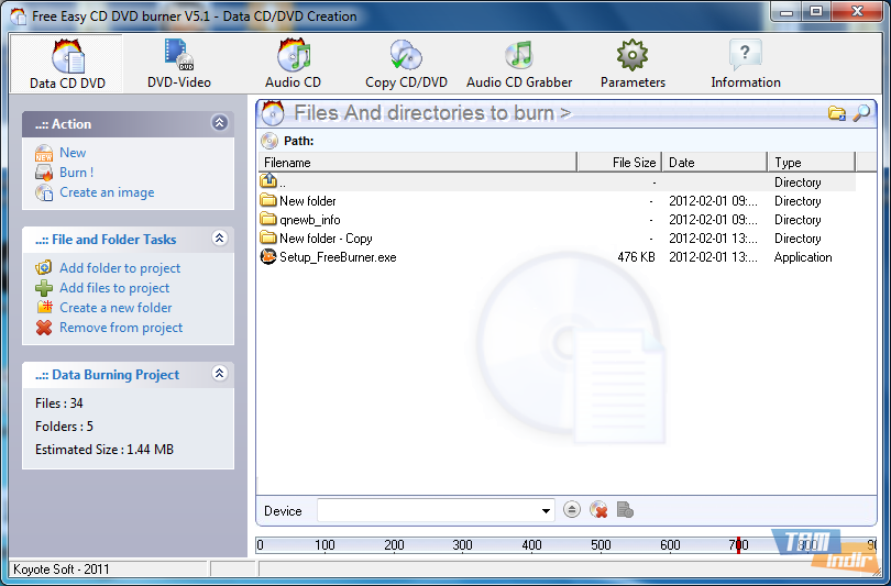 free burner dvd software