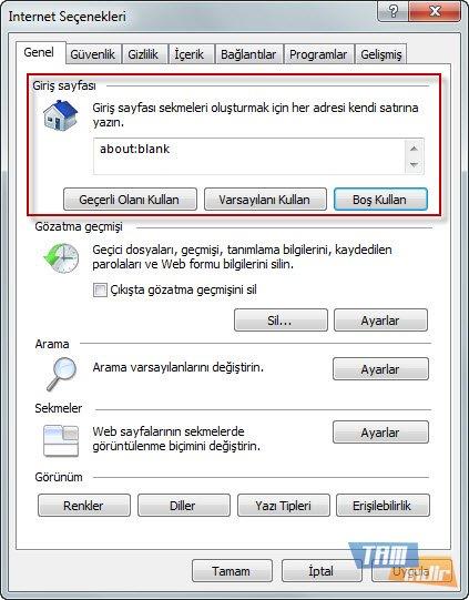Internet Explorer V9 Kaldırma 5