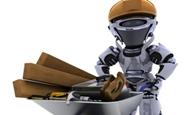 Üç Boyutlu Çıktılarla İnşaat Yapan Robot