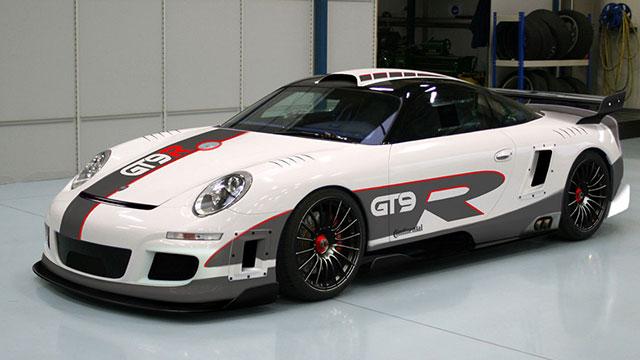 RUF 9ff GT9-R