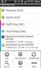 RSS Kategori Listesi