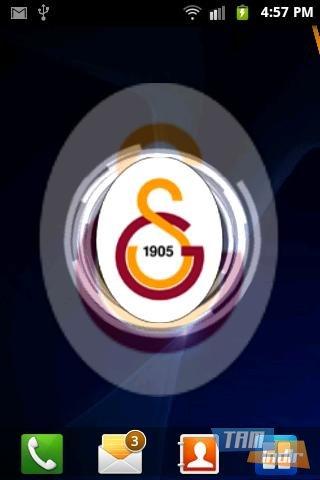 Galatasaray 3d duvar kağıdı indir android için canlı duvar