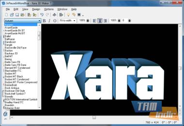 Xara 3d Maker Indir 3d Yazı Programı Tamindir