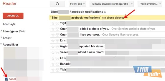 google reader-fb notifications-step 4