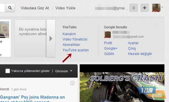 YouTube Ayarları_2