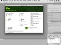 Adobe Dreamweaver CS6 Ana Ekran