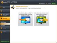 avast! Free Antivirus 7 Uzaktan Erişim