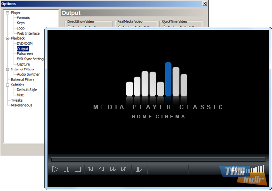 ...Home Cinema (MPC-HC) is an extremely light-weight, open source media  player for Windows®. Media Player Classic Home Cinema supports all common video andBased on the original Guliverkli project, Media Player Classic Home Cinema contains a lot of additional features and bug fixes.
