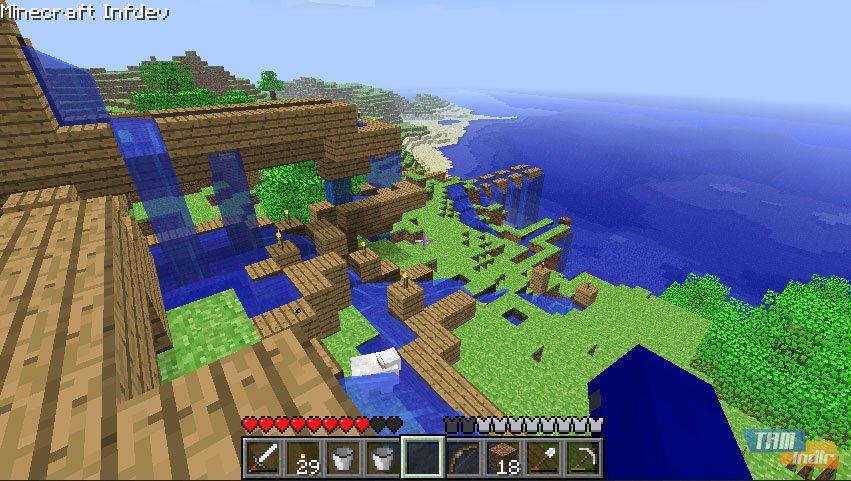 Minecraft İndir - Popüler Sandbox ve Strateji Oyunu - Tamindir