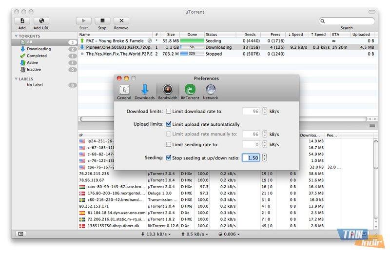 Torrent client mac 10.5.8 social advice