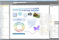 WYSIWYG Web Builder Editor