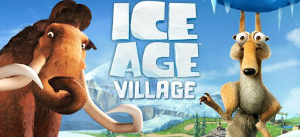 Ice Age Şehir Kurma Oyunu Android'de