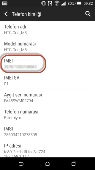 Samsung Galaxy S3, S4, Note ve Ace'i takip edin