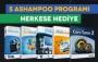 Ashampoo-Tamindir İşbirliğiyle  5 Tam Sürüm Program Hediye