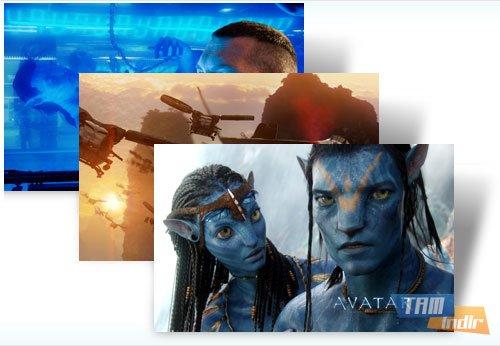 Avatar tema paketi