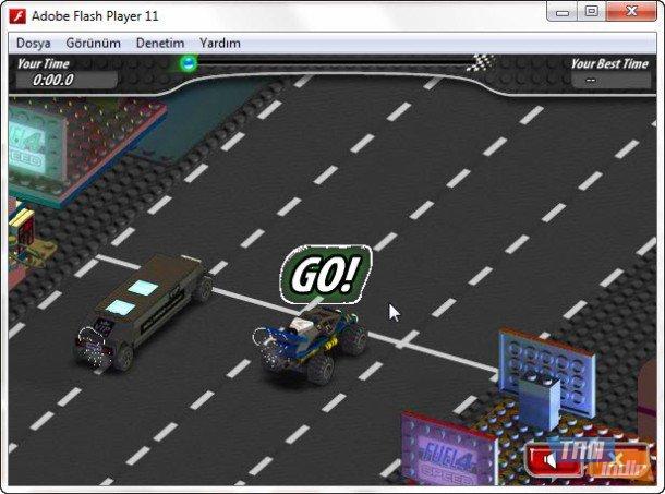 Araba yarışı oyunu dövüş oyunu kafa topu oyunu