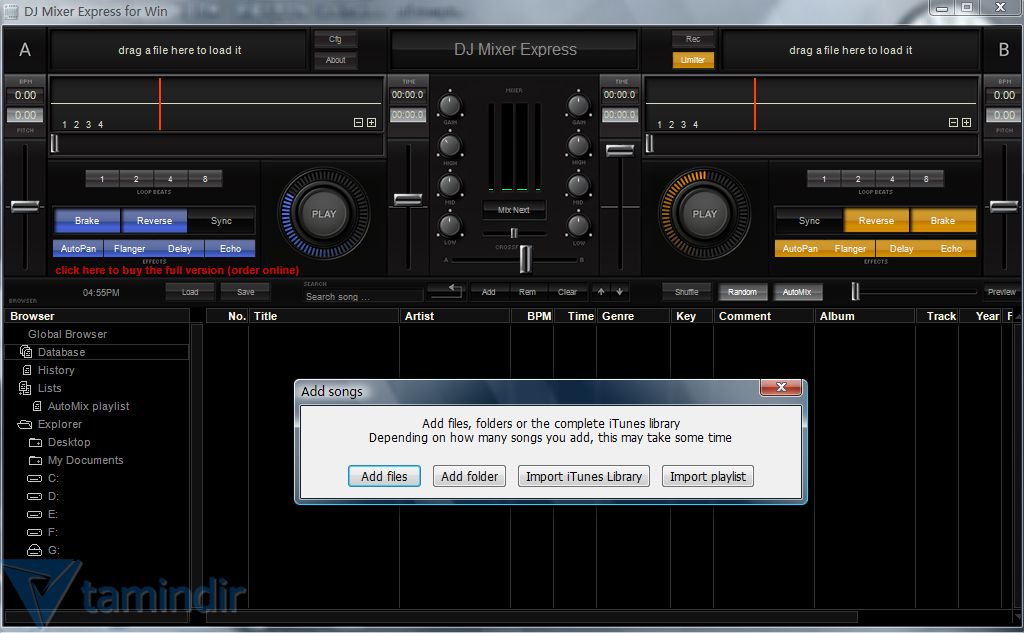 Music Mixer Player Java Download - free suggestions