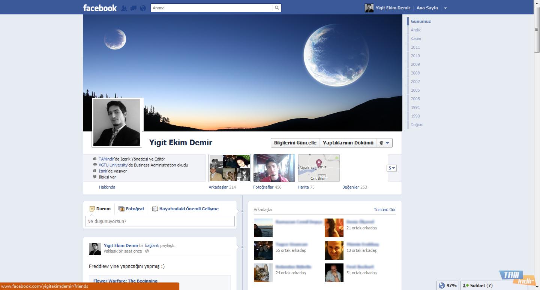 Facebookfacebook zaman tunelinizin ba015flang0131c01311440x775