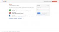 Gmail Giriş Ekranı