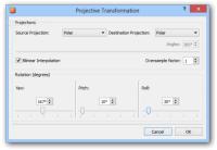 Projektif Transformasyon