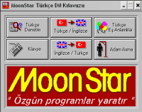 MoonStar MTU Türkçe - İngilizce Sözlük
